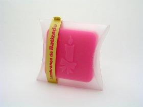 Lembranças personalizadas - Sabonete artesanal | TugaSoap
