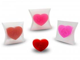 Sabonete Coração pequeno